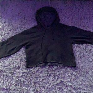 Brandy cropped hoodie